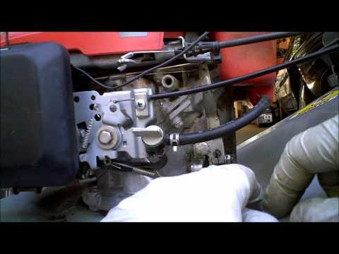 Governor Adjustment and How They Work       Honda Briggs Tecumseh Kohler etc.