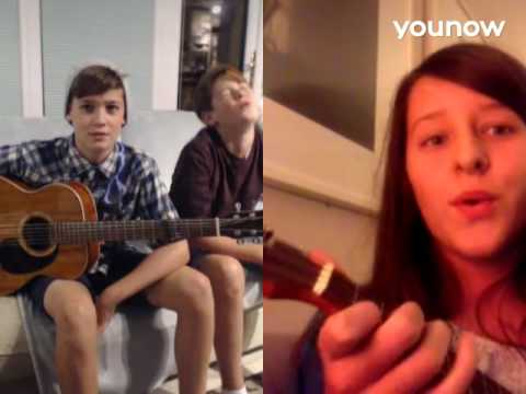 LIVE on YouNow September 25, 2016