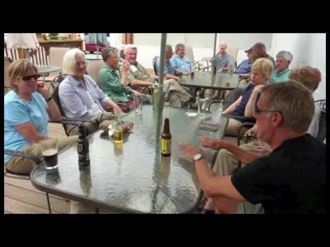 Anne Martin 80th Birthday - OLLI Hiking Group - March 2014