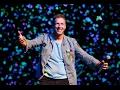 Capture de la vidéo Chris Martin About Coldplay