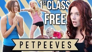 Pet Peeves (Ep. 8) 1st Class Free - Award Winning Sketch Comedy Series