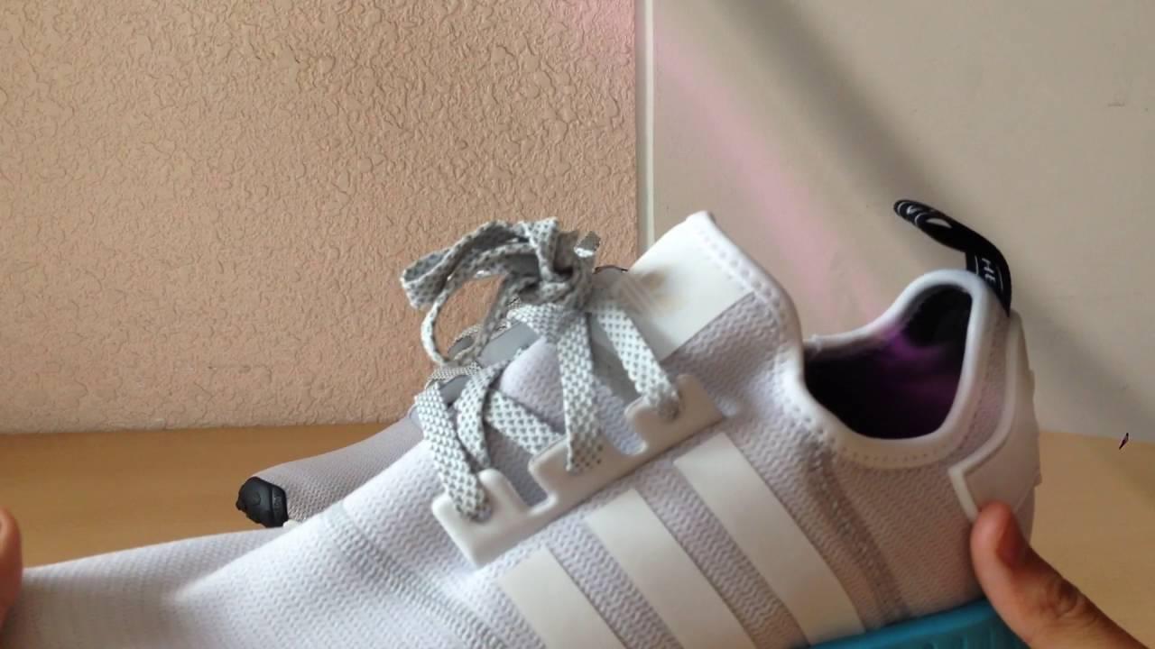 Adidas NMD R1 - Bright Cyan - YouTube