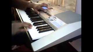 Download Hindi Video Songs - Navaduva nudiye  - Gandadagudi - keyboard cover (A Tribute to PBS by Desibits)