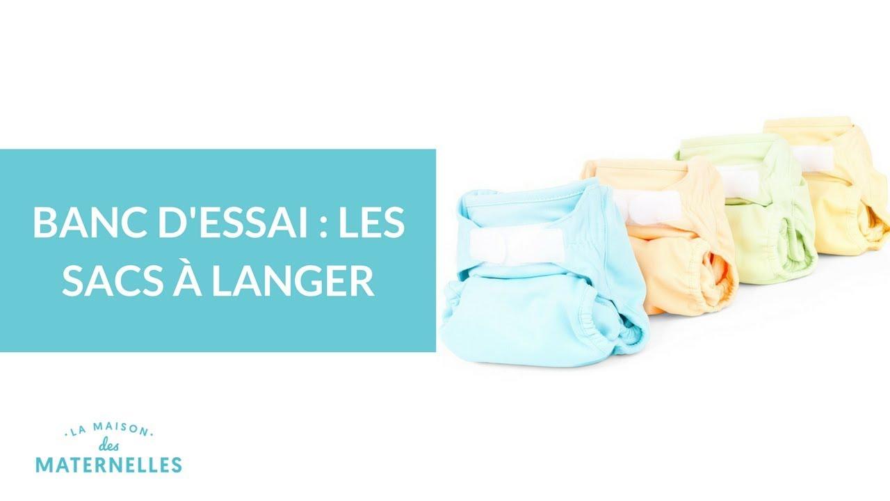 ec26896edc78 Banc d essai   les sacs à langer - La Maison des Maternelles  LMDM ...