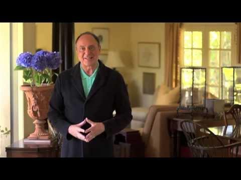 Joe Ruggiero, Interior Designer Creates Rooms Inspired By World Travels.