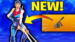 NEW *TOMMY GUN WIN* IN FORTNITE BATTLE ROYALE!!!