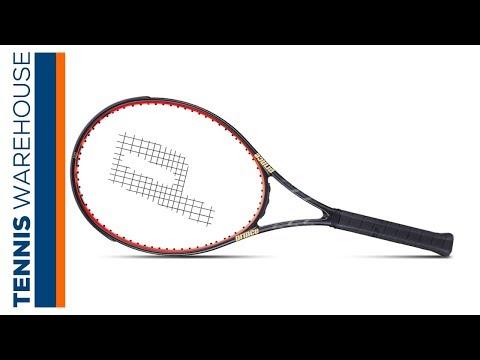 Prince Textreme Beast Pro 100 LB Tennis Racquet Review (John Isner)