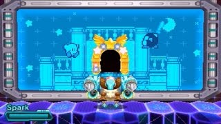 Kirby: Planet Robobot - All EX Levels (1-6 EX, 2-6 EX, 3-7 EX, 4-7 EX, 5-7 EX, 6-7 EX & 6-8 EX)