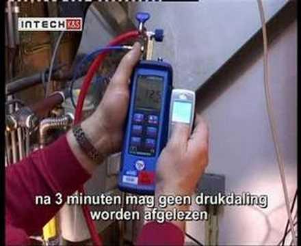 Top Bepaling gasdichtheid nieuwe huishoudelijke gasinstallaties - YouTube GK89