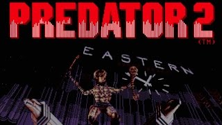 Predator 2 on MS-DOS - Horror Retrogaming - PC Gameplay and Commentary