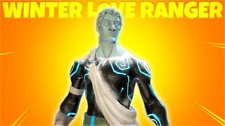 * NEW * PELE VAZADA..! (Winter Love Ranger v2) Battle Royale do Fortnite