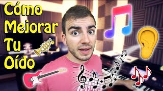 3 TRUCOS para Mejorar tu Oído Musical | Jaime Altozano