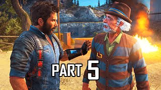 Just Cause 3 Walkthrough Part 5 - Turncoat (PC Ultra Let
