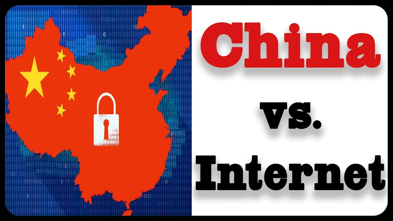 China vs. Internet