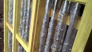 Kerala Style Wooden Window Works