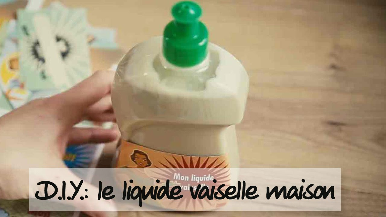 Diy comment faire son liquide vaisselle maison youtube - Faire son saucisson sec maison ...