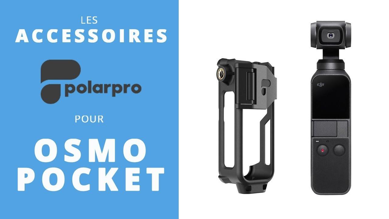 video POLARPRO protège caméra pour DJI OSMO POCKET