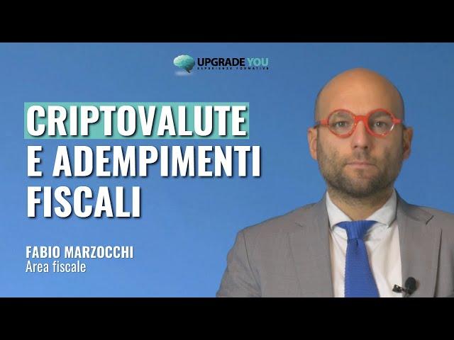 Criptovalute ed adempimenti fiscali (video 3 di 4)