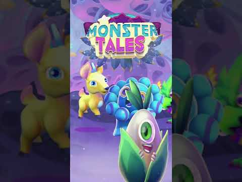 monster tales - multiplayer match 3 puzzle game hack