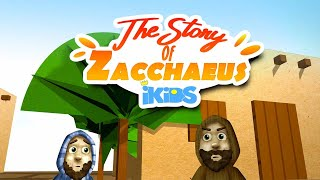 Animated Bible Stories - The Story Of Zacchaeus