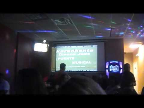 Concurso de Karaoke Los Arcos Palatine