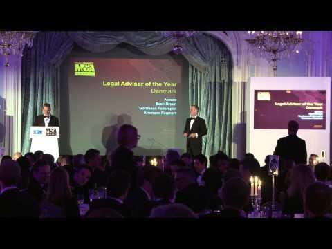 Bech-Bruun - Denmark Legal Adviser of the Year