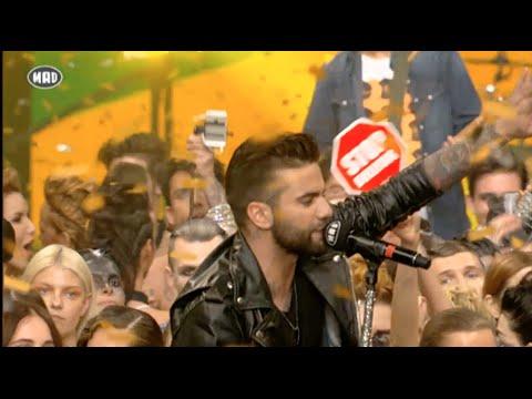 "Onirama ""World Party"" (The Yolo Song) - FINALE MadWalk 2015 by Aperol Spritz"