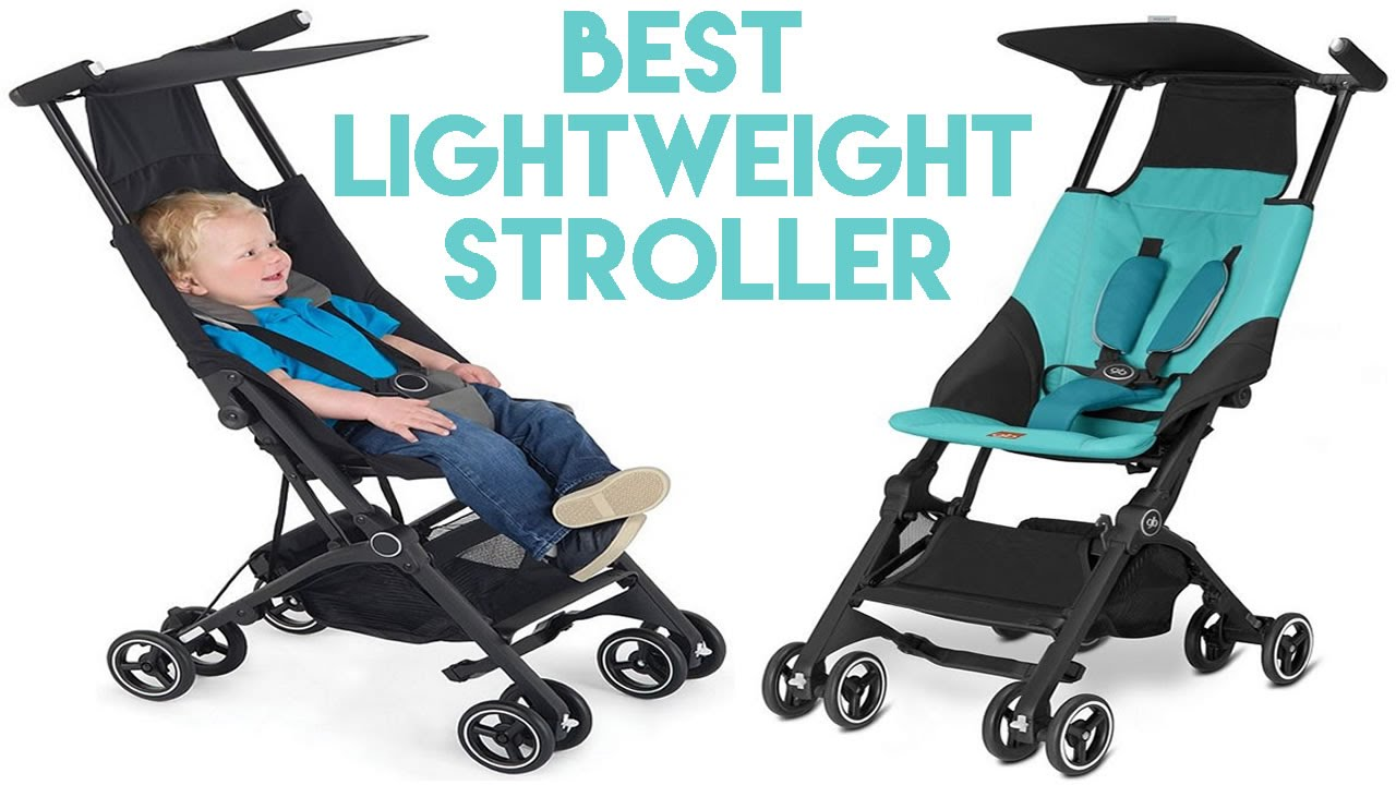 Best Lightweight Travel Stroller - GB Pockit - YouTube
