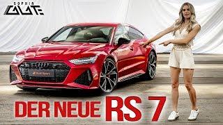 Der neue Audi RS7 2020   Leistung, Sound, Optik