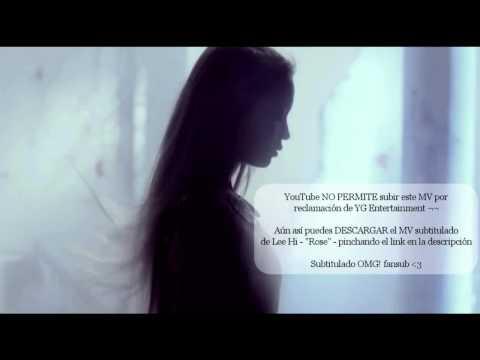 Lee Hi - Rose MV (sub Español)