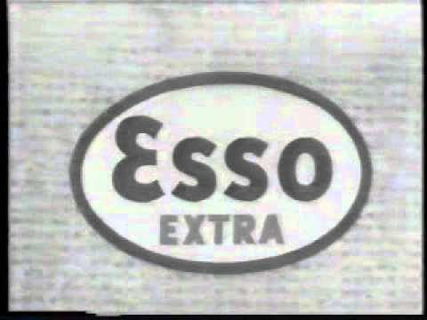 Old Esso Advert
