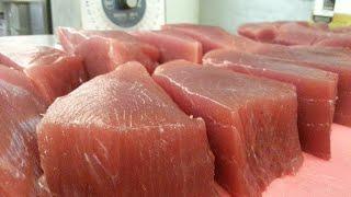 104 hawaiian ahi tuna sous vide