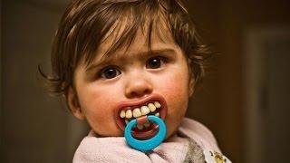 Смешные Дети и Соска- Пустышка!  / Ridiculous Children and Pacifier - the Baby's dummy!