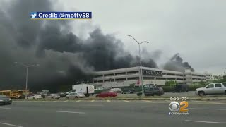 Kings Plaza Garage Fire May Have Been Intentional