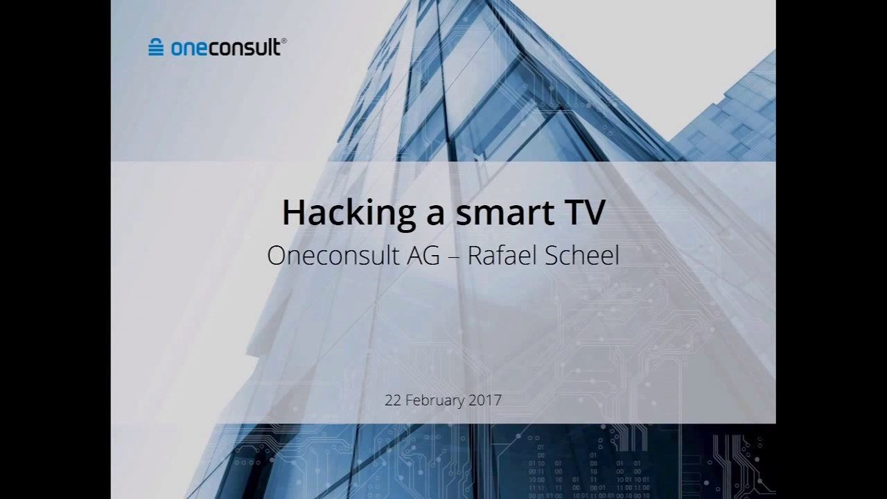 Remotely Get Root On Most Smart TVs With Radio Signals
