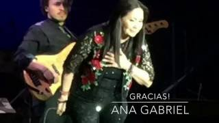Ana Gabriel #Concierto #Madrid 2016