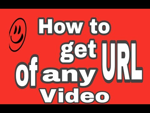 How To Get URL Of Any Video || Tech Tips ||