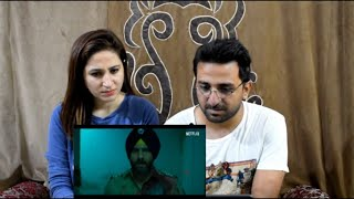 Pakistani React to Sacred Games Season 2 | Official Trailer | Netflix