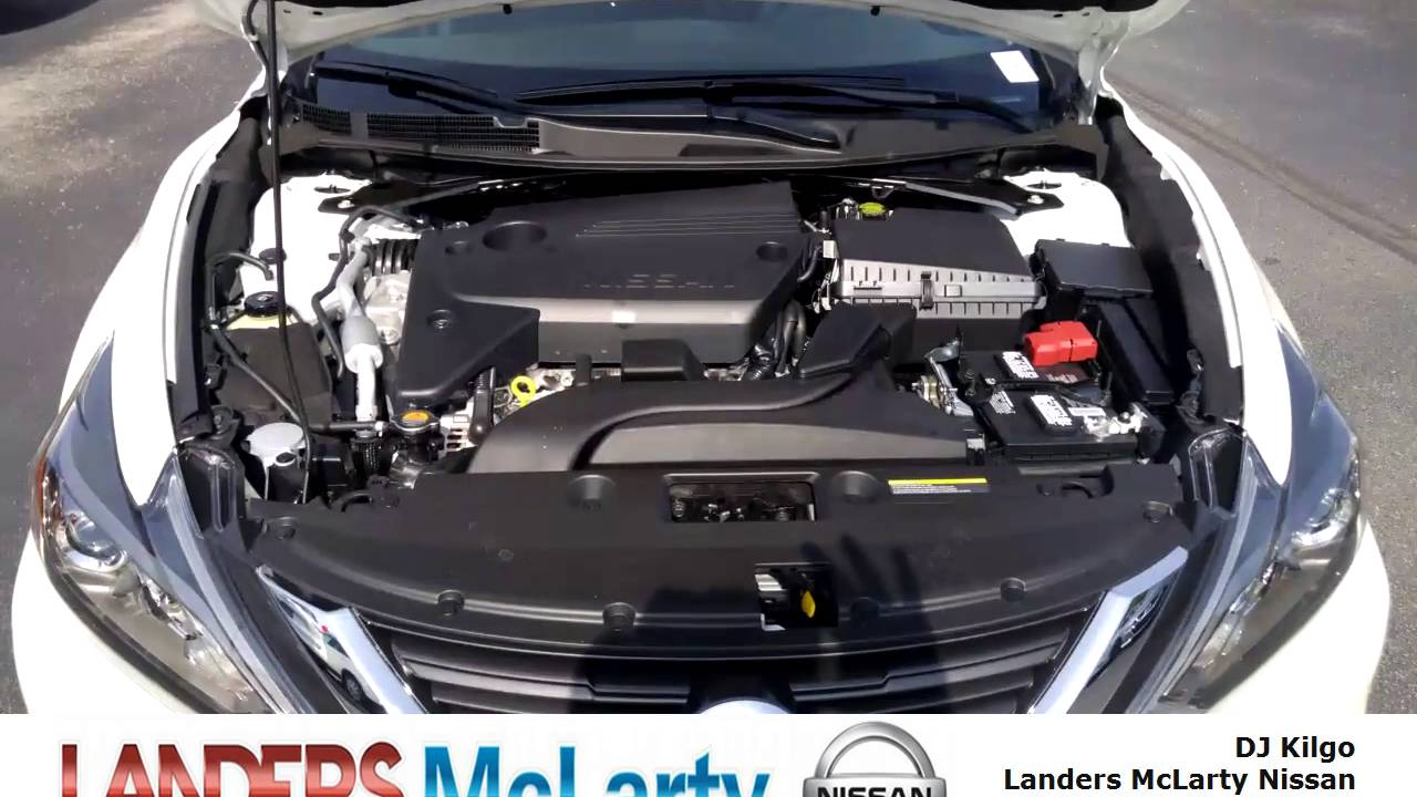 Landers Mclarty Ford >> 2016 Altima SR - YouTube