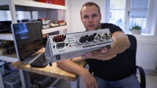 Quick look at IRIG-B time signal - getting 1 pulse per second