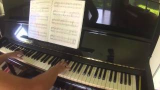 Laredo Alfred's Basic Adult Piano Course all-in-one book level 3