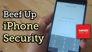 5 Tips to Increase Security on Your iPhone's Lock Screen [How-To]