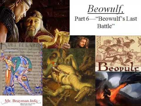 an analysis of the first battle of beowulf Sea-currents waves battle-dress armor battle-shirts mail word-hoard vocabulary hearth-companions friends pitch-black dark the structure of beowulf there are several structures which scholars find in the poem beowulf it is the purpose of this essay to briefly elaborate on these structures.