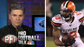 Should the Cleveland Browns move on from Odell Beckham Jr? | Pro Football Talk | NBC Sports
