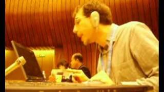 Forum sur les minorités, ONU, Genève, 15/16-12-2008 - Cesco Reale représentant de l' UEA
