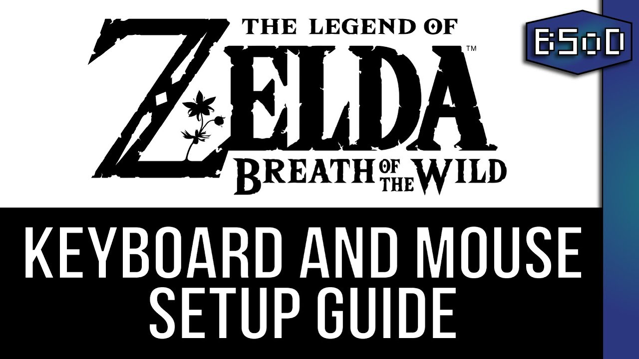 Cemu 1 15 1 | Mouse and Keyboard Setup Guide for Zelda BOTW
