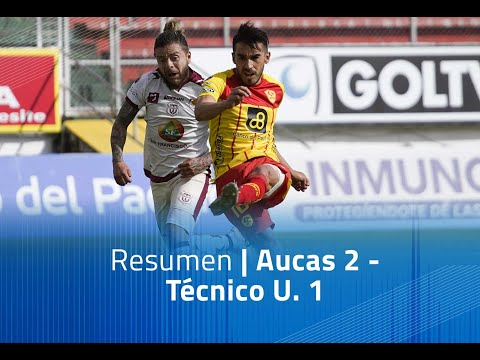 Aucas Tecnico U. Goals And Highlights