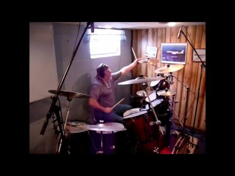 I'm Alright Drum Cover - Keith Baker