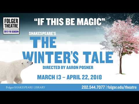"""""""The Winter's Tale"""" at Folger Theatre"""