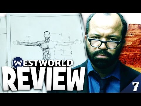 Westworld Episode 7 Trompe L'Oeil Recap & Review - Bernard Reveal Explained and Season 2 Theories